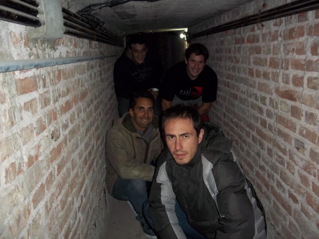118 tunel centro
