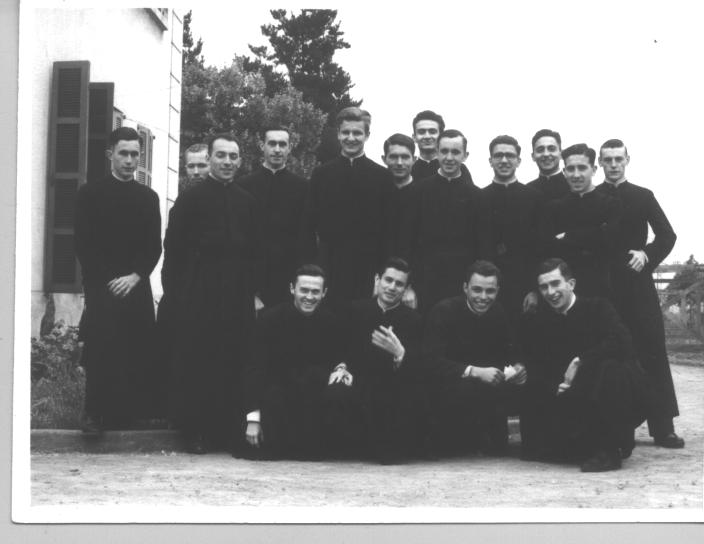Argentinos en Loyola, Chile, 1960