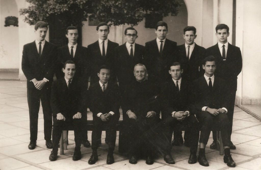 Bachilleres 1955-1961, Colegio Inmaculada