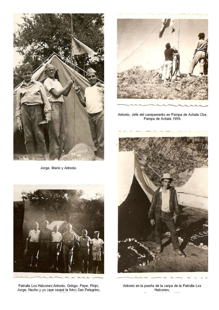 Campamentos con los Jesuitas en Córdoba
