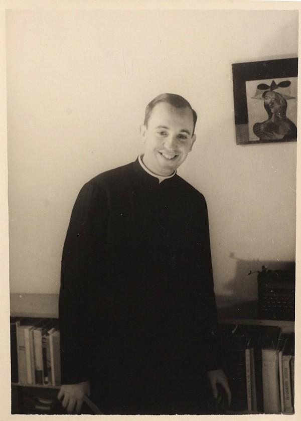 Jorge M. Bergoglio SJ